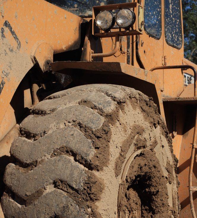 Heavy Duty Construction Equipment Tyre