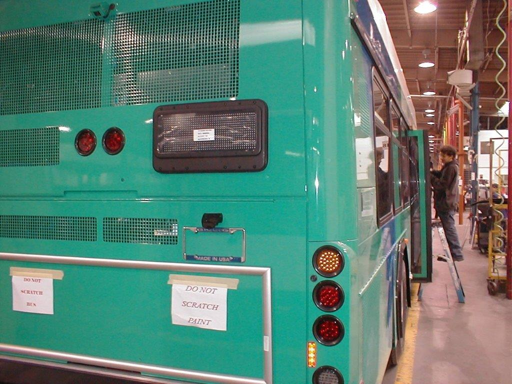 I - CNG Bus Build Inspection - Put on About us page